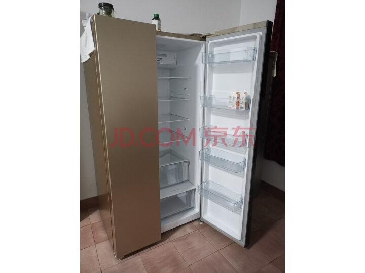 【使用评测】美的(Midea)638升对开门冰箱BCD-638WKPZM(E)质量内幕怎样?官方媒体优缺点评测详解【必看】 _经典曝光