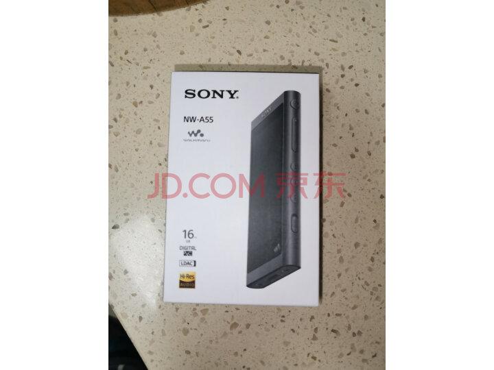 【新款独家测评】索尼(SONY)NW-A55 Hi-Res高解析度无损黑胶唱片处理器音乐播放器MP3好不好如何?【入手必看】最新优缺点曝光_必看 -- 评测揭秘