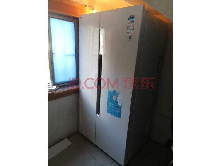 【质量评测曝光】Haier 海尔BCD-571WDEMU1对开门变频冰箱怎么样?入手使用感受评测,买前必看