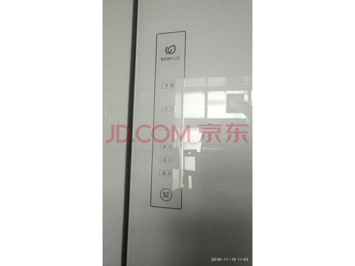 【亲身使用揭秘】Haier 海尔 BCD-329WDVL 法式多门四开冰箱怎么样?入手使用感受评测,买前必看