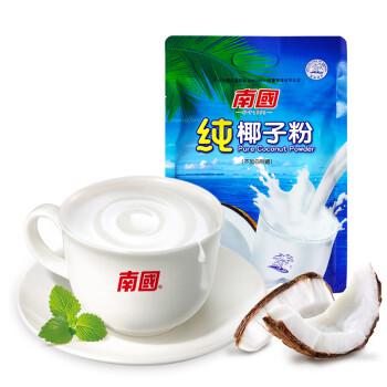 海南特产 南国 纯椰子粉 速溶固体饮料 320g/袋
