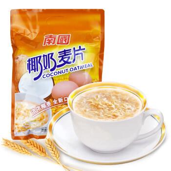 海南特产 南国 椰奶麦片 即食早餐 560g/袋