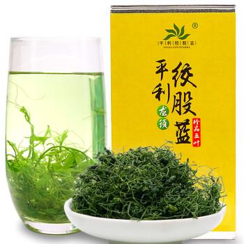 平利绞股蓝茶 茶叶养生茶 珍品五叶绞股蓝龙须茶罐装(清香甘味)125g