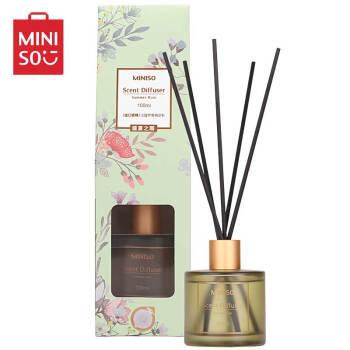 名创优品(MINISO)无火香薰藤条家用室内卫生间卧室摆件去除异味香