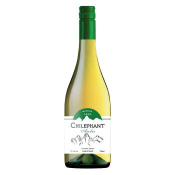 智利原瓶进口红酒  智象安第斯莫斯卡托甜白葡萄酒750ml