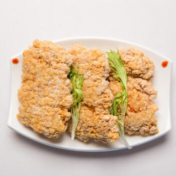 华都食品 霸王鸡排1kg 日式口味 出口日本级 整肉大鸡排 烧烤食材 炸鸡