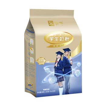 蒙牛 铂金装高钙高锌学生奶粉 成人奶粉 400g