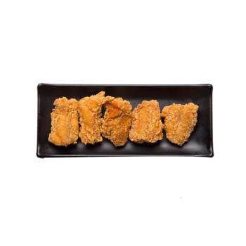 华都食品  黄金伴翅600g 调理鸡块 吮指鸡块 炸鸡 烧烤食材 黄金鸡块