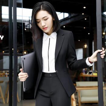 职业装女装套装气质
