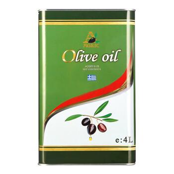 希腊 AGRIC阿格利司 橄榄油 新装4L