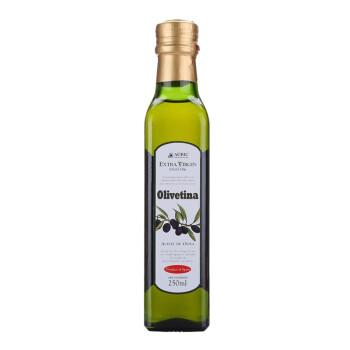 西班牙进口 阿格利司(AGRIC)欧丽薇娜特级初榨橄榄油250ml 孕妇婴儿食用油