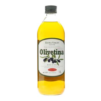 阿格利司(AGRIC)欧丽薇娜特级初榨橄榄油1L(新老包装随机发放)