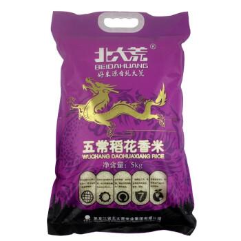 BEIDAHUANG 北大荒  五常稻花香米 5kg