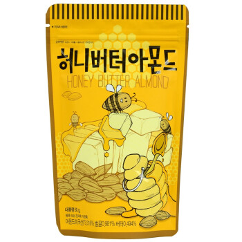 GILIM 蜂蜜黄油杏仁 80g