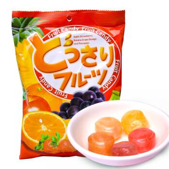 马来西亚进口 可康cocon多口味水果糖果汁糖硬糖 年货休闲零食140g