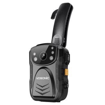 群华(VOSONIC)D5执法记录仪录像机1296P高清红外夜视8小时超长不间断录像内置128G