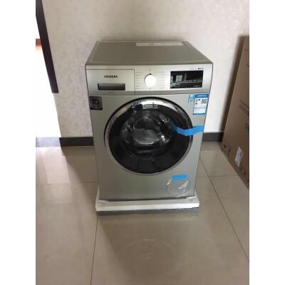 了解:洗衣机西门子XQG90-WG44C3B00W怎么样?感受告知! 好物评测 第7张