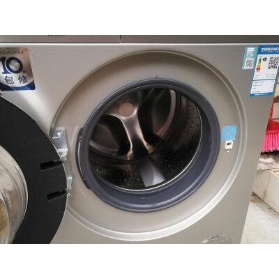 交流:洗衣机小天鹅TG100EM01G-Y50C怎么样?家里使用的感受!! 众测 第8张