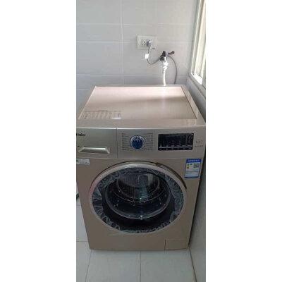 深度剖析海尔EG100HB6S洗烘功能怎么样?还可以吗! 众测 第2张