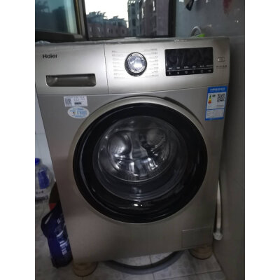 说说看西门子洗衣机WM14U5C00W真实评价后解答!怎么样呢?就要简单入手!