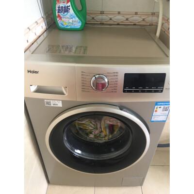 TCL洗衣机G100L120-HB怎么样?值不值的买! 好货众测 第7张