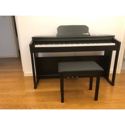 说说看数码电钢琴唯美WR8807怎么样?揭秘真相!