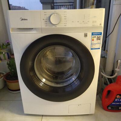 美的MB100VT53WQCY洗衣机两个月经验分享,好吗怎么样?还可以吗! 评测 第6张