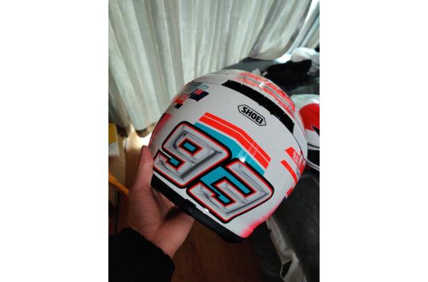 SHOEI头盔怎么样,质量烂不烂呢,吸力强吗