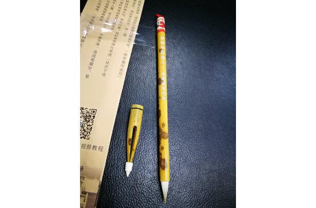善琏湖笔毛笔怎么样?多少钱