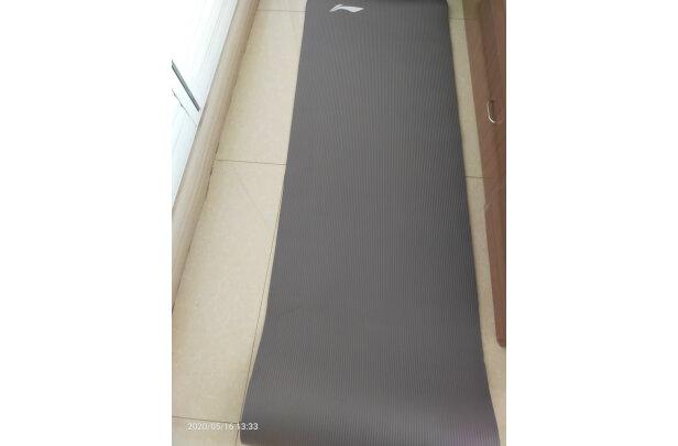 李宁瑜伽垫怎么样?质量好用吗?