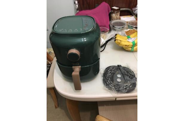 美的空气炸锅怎么样,用了没效果是真假呢