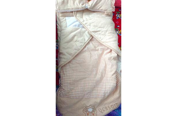 七彩博士婴儿睡袋质量怎么样?评价这么好是真的吗