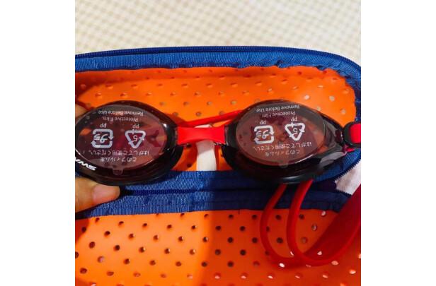 SWANS游泳眼镜质量怎么样?使用评测曝光