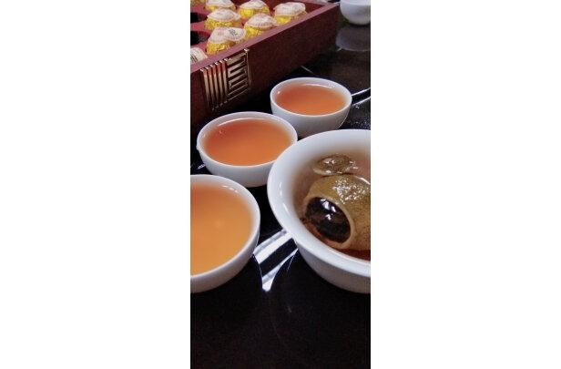 福茗源普洱茶质量怎么样?上手体验