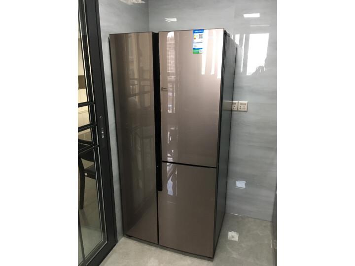 真相吐槽容声(Ronshen) 410升 T型对开三门冰箱BCD-410WD11HPC怎么样?好不好,评测内幕详解分享 首页 第7张