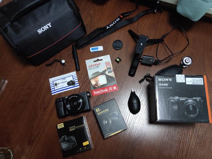 索尼(SONY)Alpha 6400+GP-VPT2BT APS-C画幅微单数码相机优缺点评测,真实质量内幕测评分享 艾德评测 第1张
