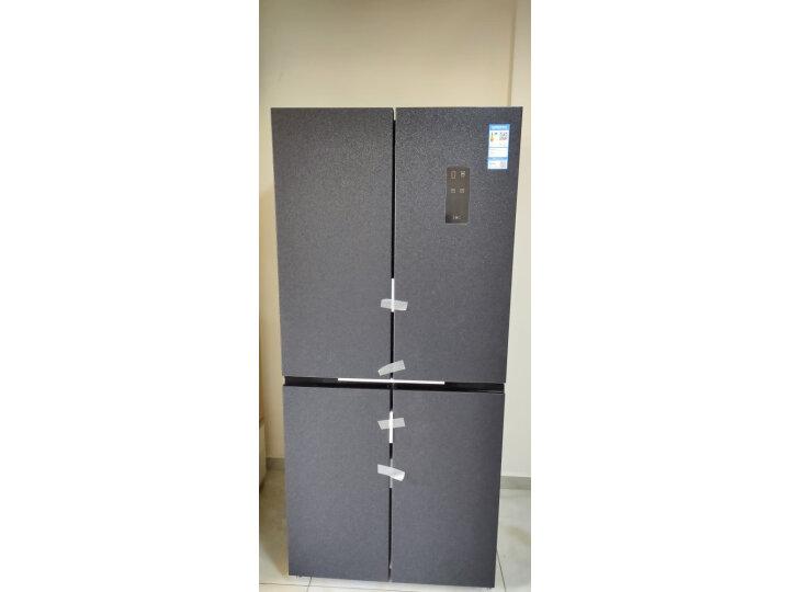 TCL 486升 双变频风冷无霜十字对开门电冰箱BCD-486WPJD评测爆料如何?入手半年内幕评测 好货众测 第1张