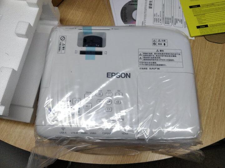 爱普生(EPSON)CB-X05E 投影仪怎么样?用过的朋友来说说使用感受 值得评测吗 第7张