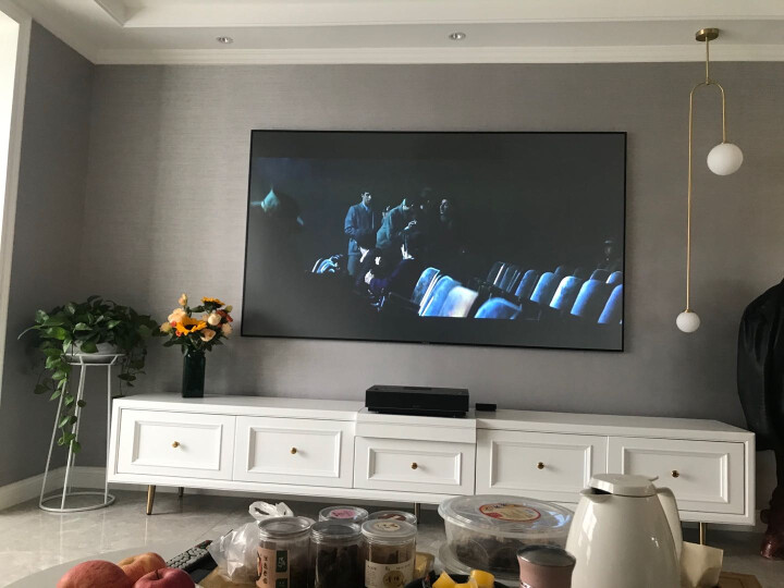 【同款测评分享】峰米 激光电视4K Cinema 手机投影机 家用投影仪怎么样?入手使用感受评测,买前必看 首页 第4张