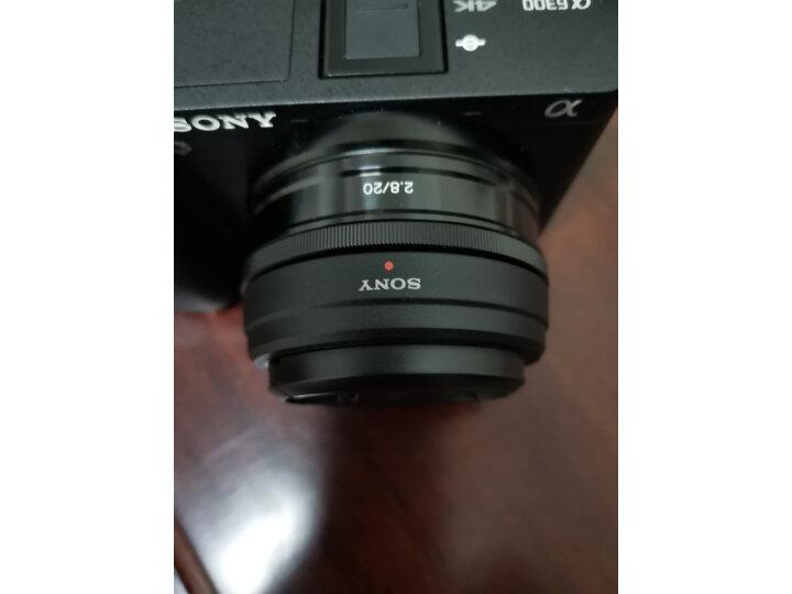 索尼(SONY)E 20mm F2.8 APS-C画幅广角定焦微单相机镜头新款测评怎么样??质量内幕揭秘,不看后悔 首页 第6张