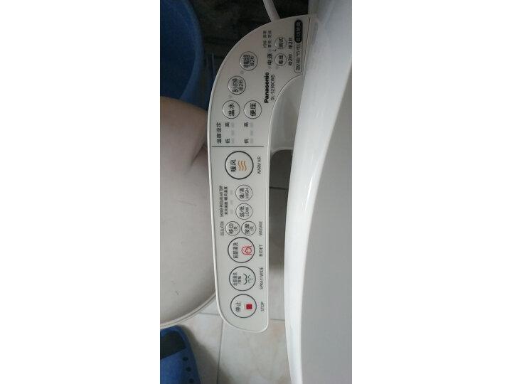 松下(Panasonic)智能马桶盖DL-5230CWS怎么样【为什么好】媒体吐槽 选购攻略 第4张