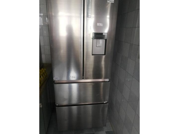 海尔(Haier)451升变频风冷无霜四门冰箱BCD-451WDEAU1怎么样?上档次吗,亲身体验诉说感受 值得评测吗 第3张