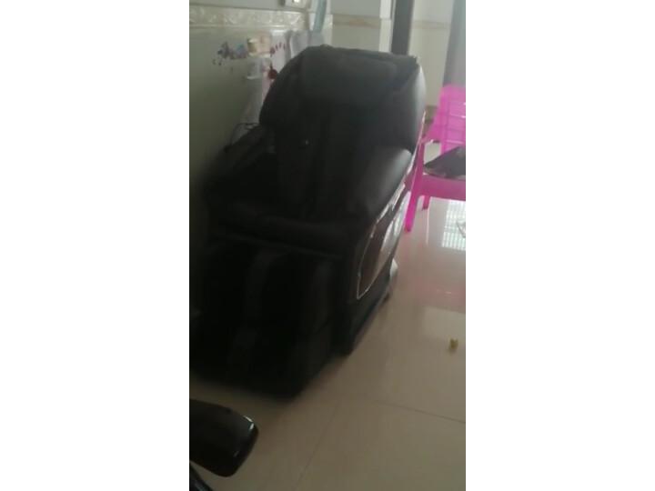 迪斯(Desleep)按摩椅家用全身DE-T11L质量如何_网上的和实体店一样吗 艾德评测 第1张