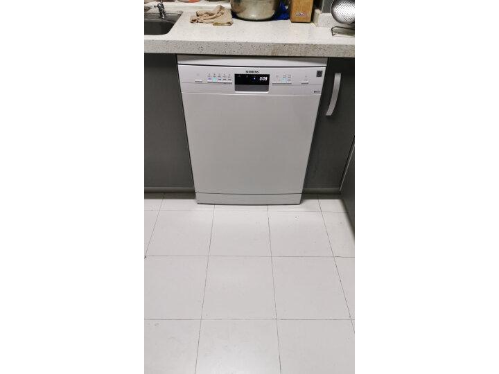 西门子(Siemens)13套全嵌入式洗碗机SJ636X00JC质量口碑如何?使用感受反馈如何【入手必看】 艾德评测 第9张