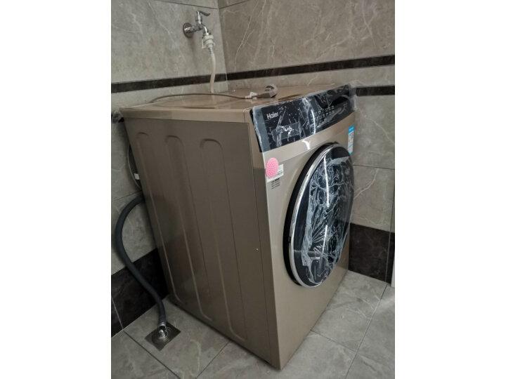 海尔(Haier)滚筒洗衣机全自动EG10012B509G怎么样真实使用揭秘,不看后悔 值得评测吗 第10张