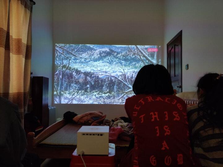 峰米投影仪 Vogue家庭用投影机影院怎么样真实使用揭秘,不看后悔 _经典曝光 好物评测 第11张