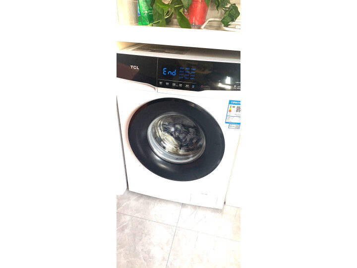 TCL 10公斤 免污式免清洗变频全自动滚筒洗衣机XQGM100-S300BJD好不好,说说最新使用感受如何?-艾德百科网