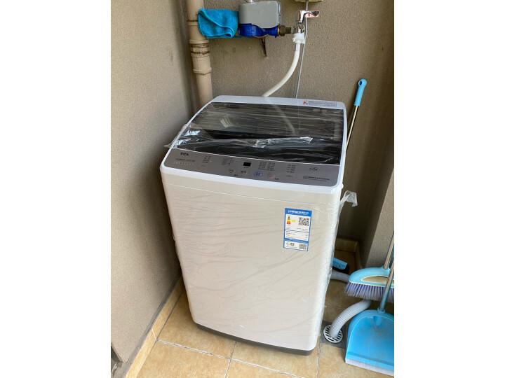 TCL 6公斤 全自动波轮小型洗衣机XQB60-21CSP真实测评分享?质量优缺点对比评测详解 艾德评测 第4张