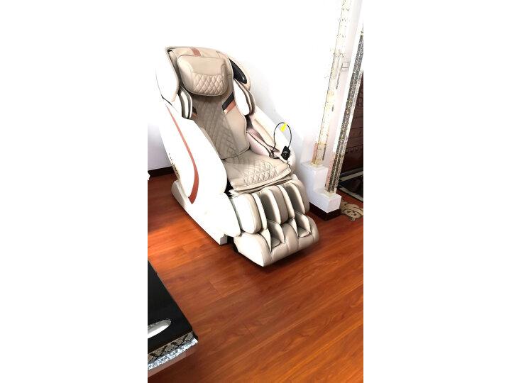 奥佳华家用按摩椅7808智摩大师使用测评必看?谁用过,质量详情揭秘 艾德评测 第11张
