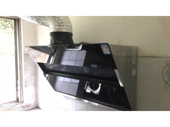 万和 (Vanward)19立方米大吸力抽油烟机J510A+B6-L338XW-20Y+D2怎么样【半个月】使用感受详解 品牌评测 第5张
